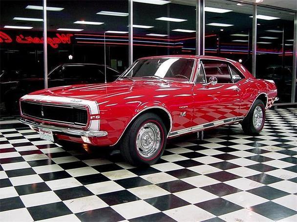 1967 Chevrolet Camaro For Sale In Bonner Springs Kansas