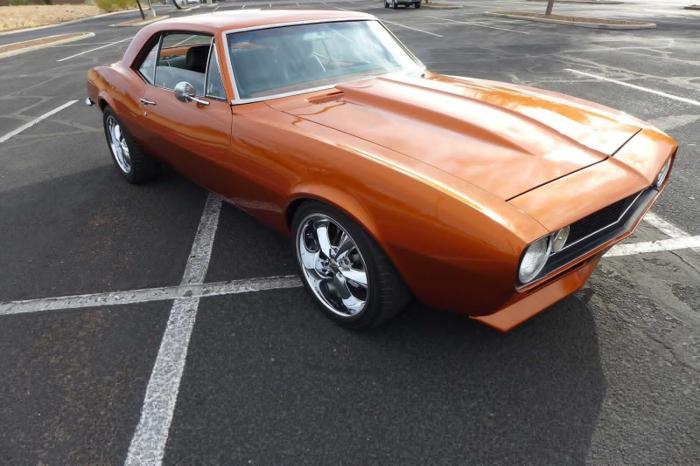 1967 Chevrolet Camaro Copper