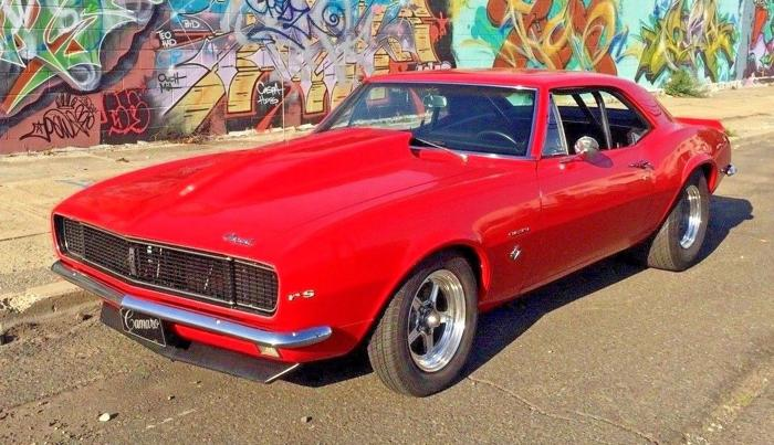 1967 Pro Street Mustang For Sale