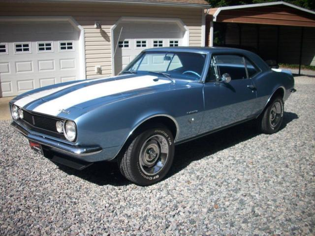 1967 Chevrolet Camaro Restored Car Very Nice For Sale