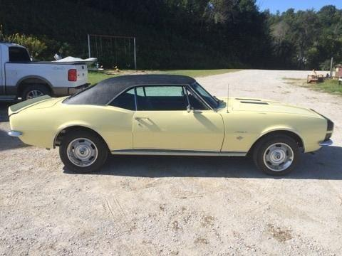 1967 Chevrolet Camaro Rs Ss For Sale In Crescent Iowa