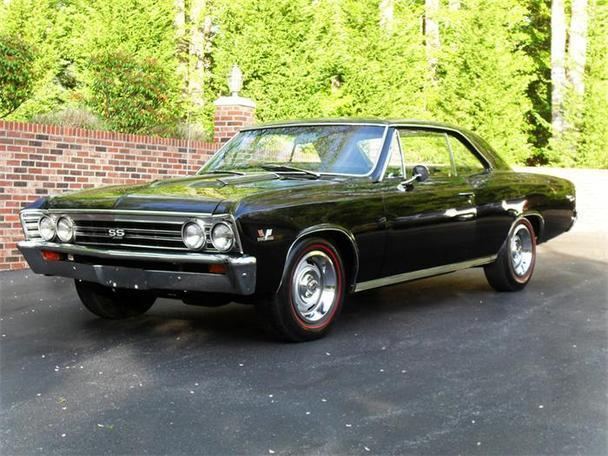 1967 Chevrolet Chevelle SS For Sale In Huntingtown
