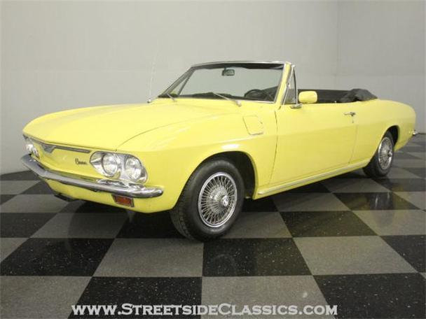 1967 Chevrolet Corvair