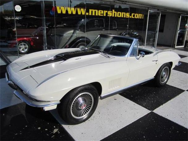 1967 chevrolet corvette for sale in springfield ohio classified. Black Bedroom Furniture Sets. Home Design Ideas