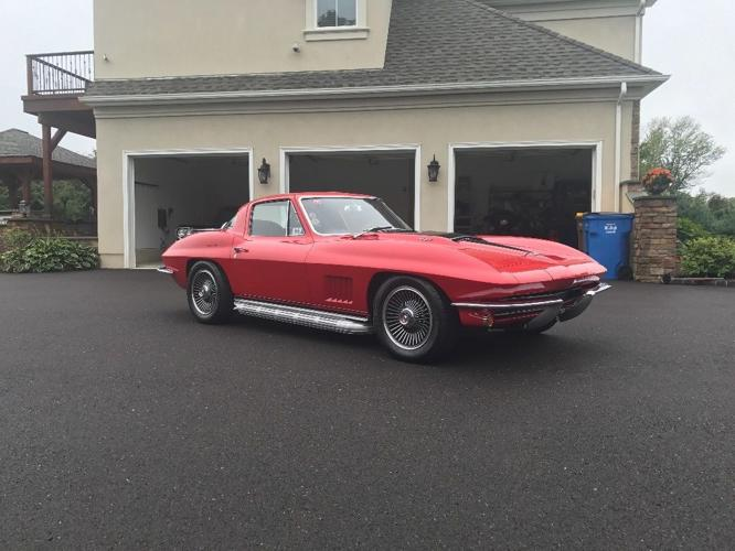 1967 Chevrolet Corvette L71 435HP NCRS Top Flight