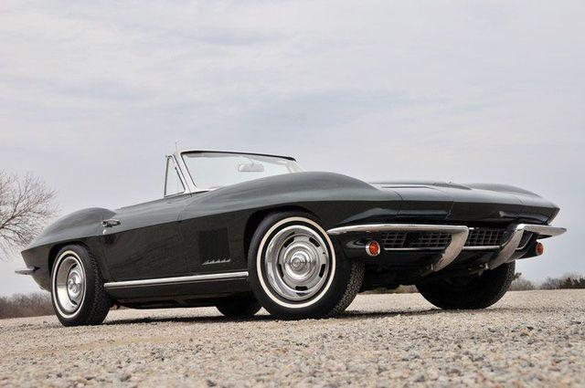 1967 Chevrolet Corvette Roadster 33500