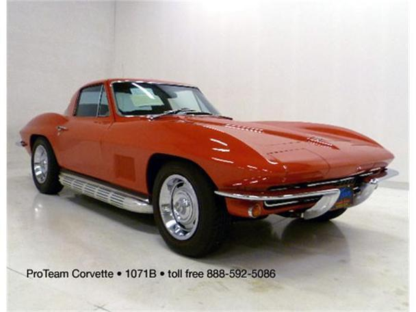 1967 chevrolet corvette for sale in napoleon ohio classified. Cars Review. Best American Auto & Cars Review