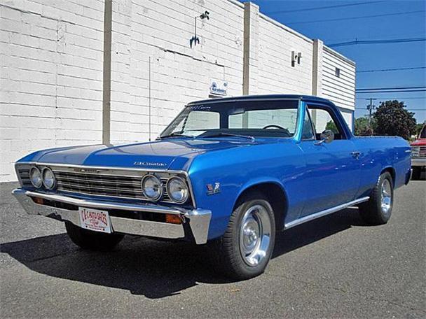 1967 Chevrolet El Camino For Sale In Riverside New Jersey
