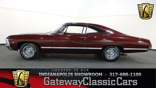 1967 chevrolet impala 399ndy for sale in indianapolis indiana classified. Black Bedroom Furniture Sets. Home Design Ideas