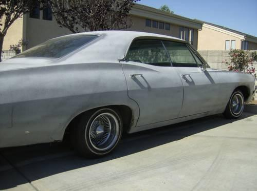 1967 Chevrolet Impala 4 door Hardtop postless Supernatural Chevy for Sale in Quebeck, Tennessee