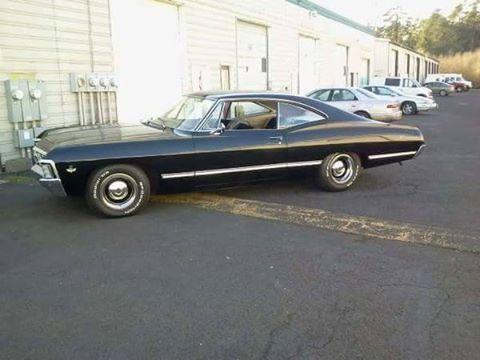 1967 chevrolet impala or for sale in toledo oregon classified. Black Bedroom Furniture Sets. Home Design Ideas