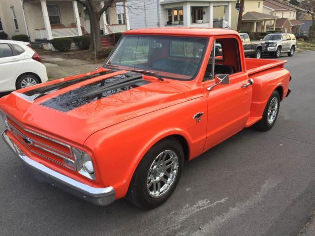 1967 chevy c 10 pickup 1967 chevrolet c10 classic car in scranton pa 4277645713 used cars. Black Bedroom Furniture Sets. Home Design Ideas