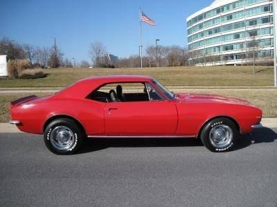 1967 chevy camaro coupe for sale in pisgah ohio classified. Black Bedroom Furniture Sets. Home Design Ideas
