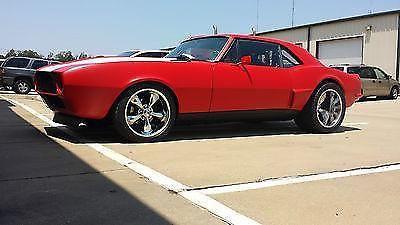 1967 Chevy Camaro Pro Street, Pro Touring, Tubbed, Custom Hot Rod