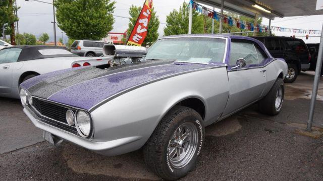 1967 Chevy Camaro Ss Prostreet For Sale In Medford Oregon