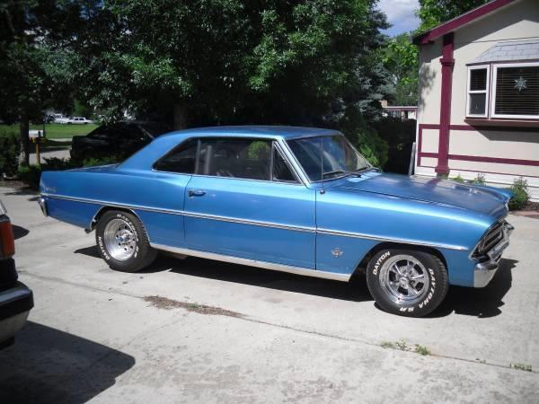 1967 Chevy Nova For Sale Mt For Sale In Billings