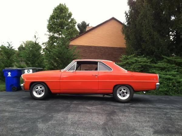 1967 Chevy Nova For Sale Ny For Sale In Binghamton