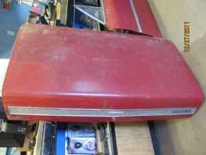 1967 chevy nova trunklid for sale - $175 somers ct