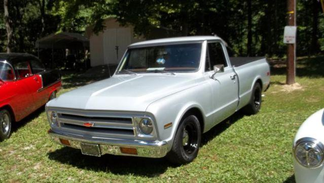1967 chevy pickup truck like new for sale in cumberland college kentucky classified. Black Bedroom Furniture Sets. Home Design Ideas