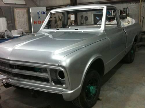 1967 chevy swb truck restored for sale or trade for sale in bryan texas classified. Black Bedroom Furniture Sets. Home Design Ideas