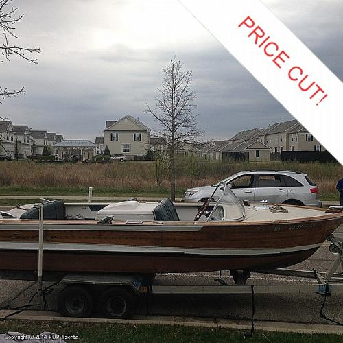 1967 Chris-Craft 17 Super Sport For Sale In New Albany