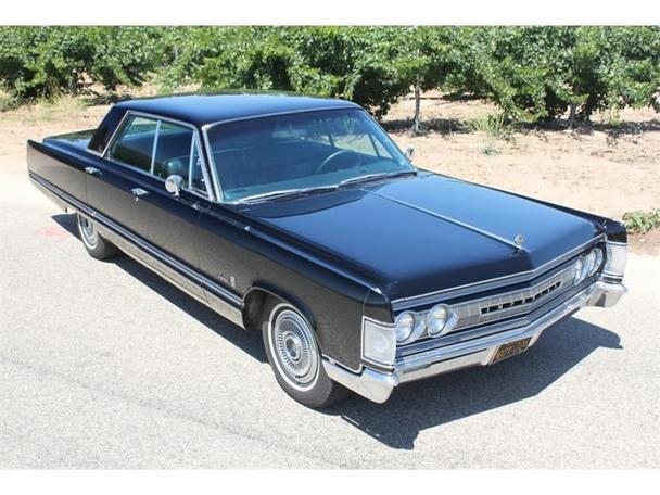 1967 Chrysler Imperial for Sale in Temecula, California ...