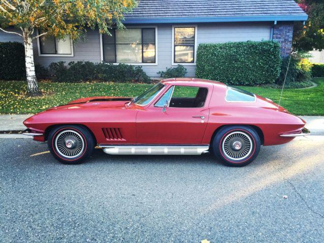*** 1967 Corvette 427 numbers matching! ***