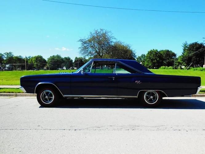 1967 Dodge Coronet RT Automatic