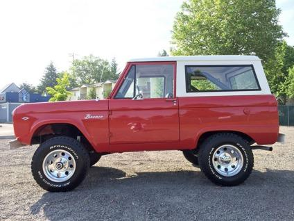 1967 ford bronco convertible for sale in rossmoor california classified. Black Bedroom Furniture Sets. Home Design Ideas