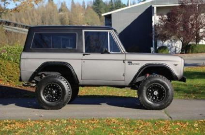 1967 ford bronco excellent for sale in virginia beach virginia classified. Black Bedroom Furniture Sets. Home Design Ideas