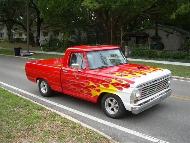 1967 Ford F100 For Sale In Clearwater Florida Classified