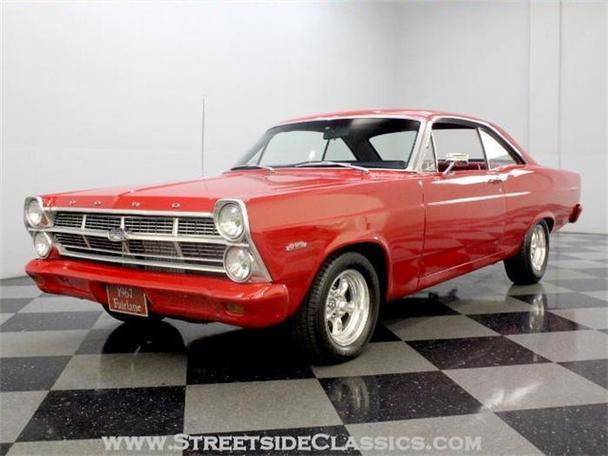 American Auto Sales Nc: 1967 Ford Fairlane For Sale In Charlotte, North Carolina