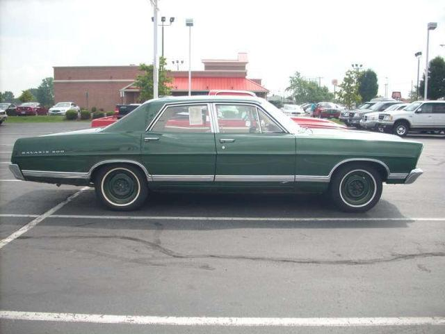 1967 ford galaxie 500 for sale in oregon ohio classified. Cars Review. Best American Auto & Cars Review