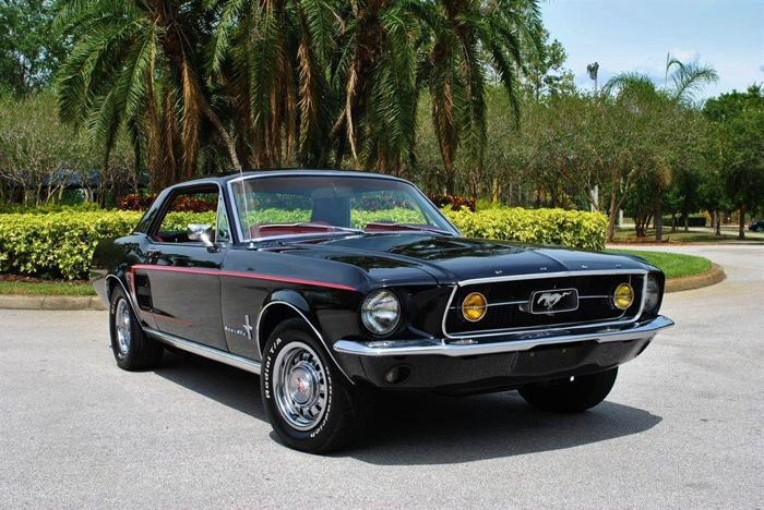 1967 Ford Mustang - 29000