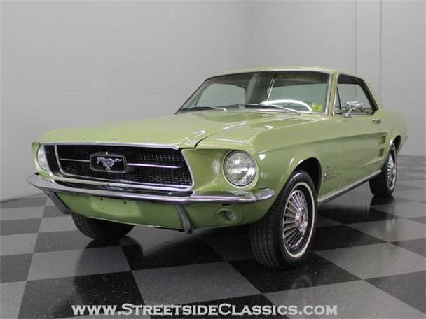 1967 ford mustang for sale in charlotte north carolina classified. Black Bedroom Furniture Sets. Home Design Ideas
