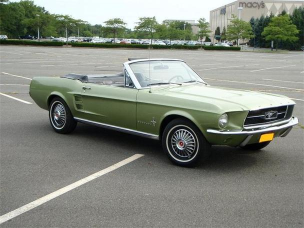1967 ford mustangs for sale in florida. Black Bedroom Furniture Sets. Home Design Ideas