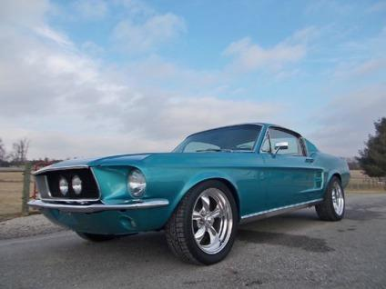1967 ford mustang for sale in atlanta georgia classified. Black Bedroom Furniture Sets. Home Design Ideas