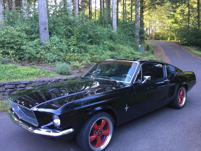 1967 Ford Mustang Fastback 390 S-Code V8