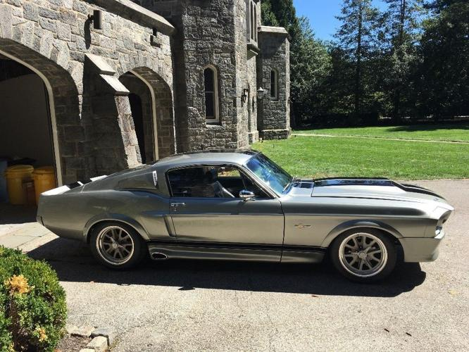 Ford Mustang Shelby Gt500 Occasion 1967