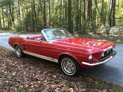 1967 Ford Mustang GTA 390 Rare