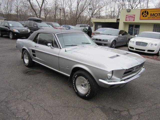 1967 ford mustang in huntington at unique motor sports for Ford motor company pre employment test