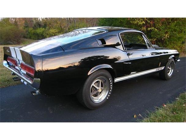 1967 ford mustang shelby gt 500 for sale in milford ohio classified. Black Bedroom Furniture Sets. Home Design Ideas