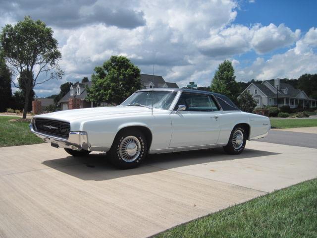 All American Auto Sales Kingsport Tn: 1967 Ford Thunderbird Landeau