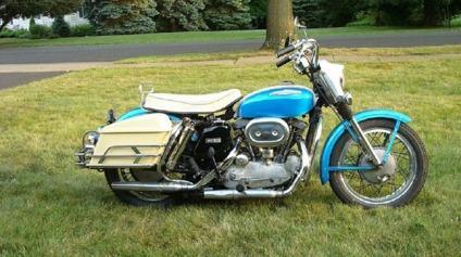 1967 Harley-Davidson Sportster XLH ~SURVIVOR~