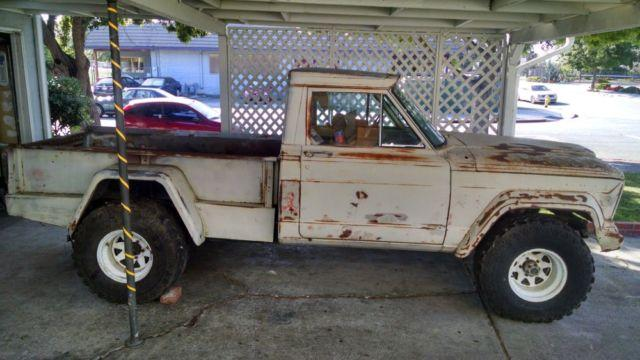 1967 jeep j2000 truck series 360 v8 4x4 for sale in san jose california classified. Black Bedroom Furniture Sets. Home Design Ideas