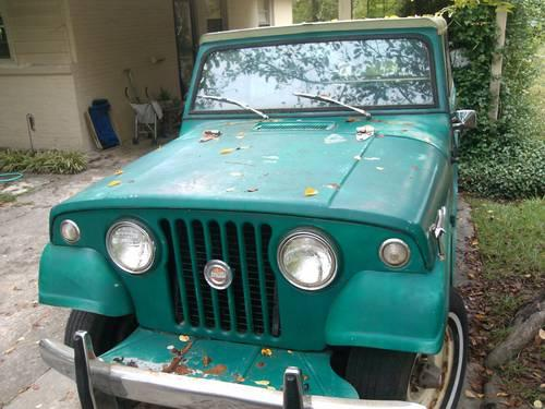 1967 Kaiser Jeep Corp Jeepster Commando Station Wagon ...