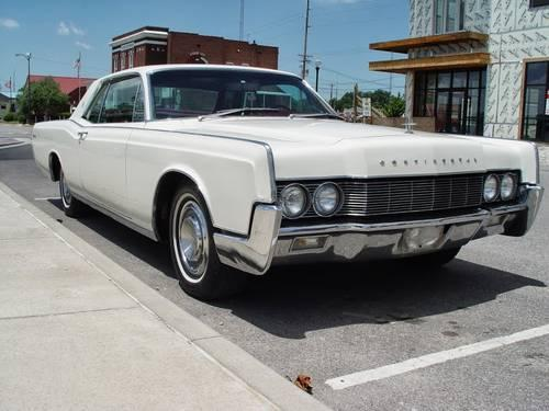 1967 lincoln continental for sale in mount vernon indiana classified. Black Bedroom Furniture Sets. Home Design Ideas
