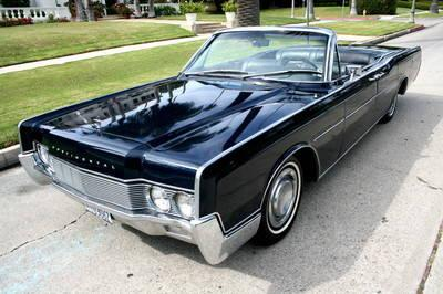 1967 lincoln continental convertible for sale in los angeles california classified. Black Bedroom Furniture Sets. Home Design Ideas