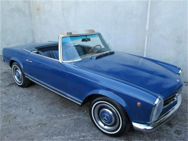 1967 Mercedes Benz 250sl For Sale In Beverly Hills