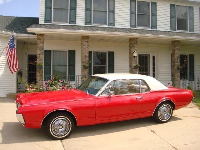 1967 mercury cougar v 8 4 speed for sale in rochester minnesota classified. Black Bedroom Furniture Sets. Home Design Ideas